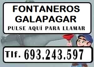 Fontaneros Galapagar Urgentes